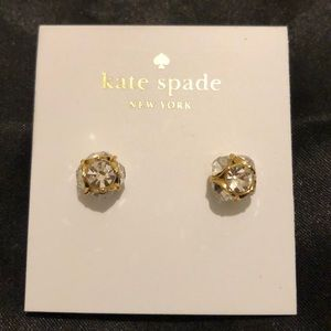 Kate Spade Lady Marmalade Earrings NWT